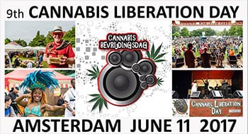 Cannabis liberation day