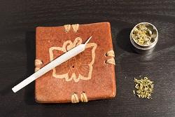 Aschenbecher cannabis
