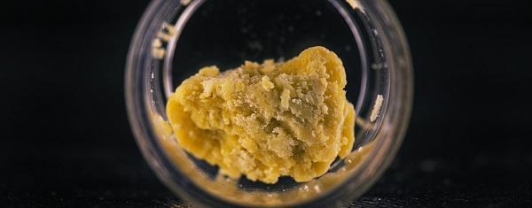 Cannabis Wachse