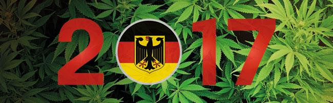 Cannabis Deutschland 2017