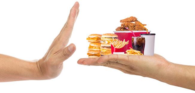 Junk-Food-Aktivität