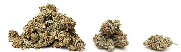 reduzieren Cannabiskonsum
