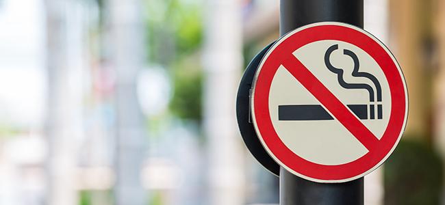 Grasstängel nicht rauchen