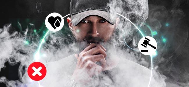 Nachteile Von E-zigaretten