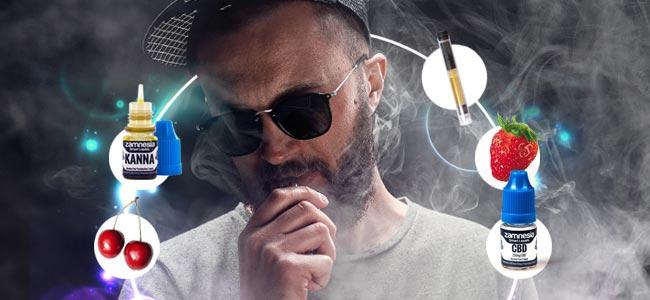 Flüssigkeit In E-Zigaretten