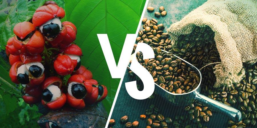 Guarana Im Vergleich Zu Kaffee