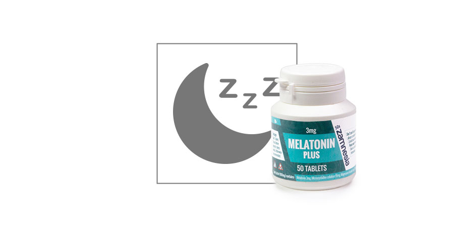 Melatonin Plus