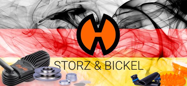 STORZ & BICKEL Vaporizer-Zubehör Übersicht