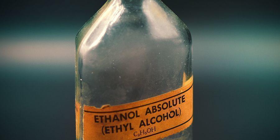 EXTRAKTION AUF ALKOHOLBASIS