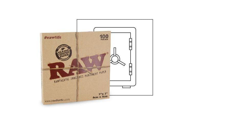 RAW Pergamentpapier