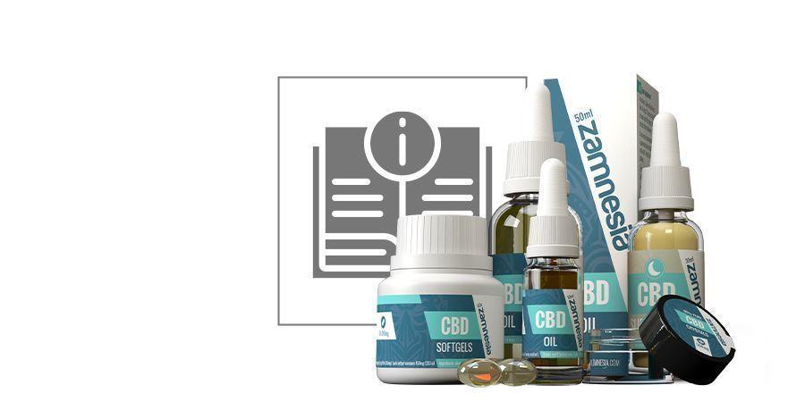 CBD-Produkte mit hoher Qualität