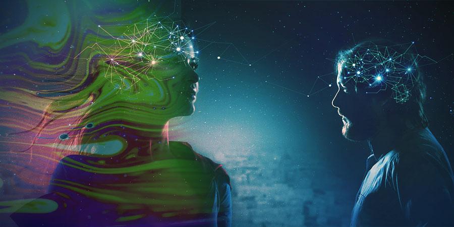Das Psychedelische Erlebnis Eines Jeden Menschen Ist Unterschiedlich