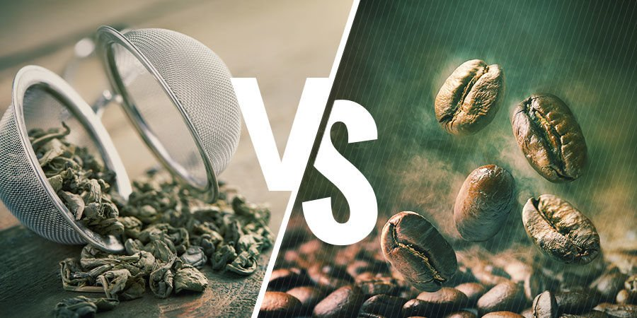 GUNPOWDER-TEE VS. KAFFEE