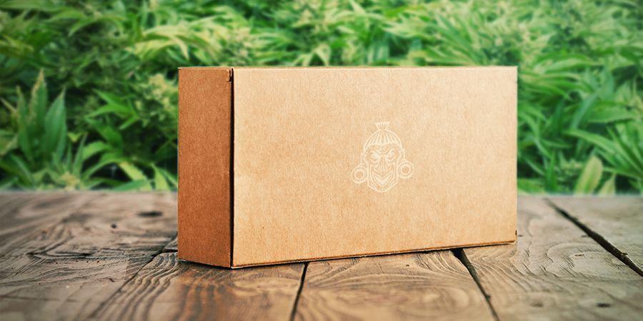 Kostenloser Versand für Cannabissamen Zamnesia