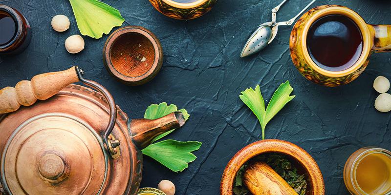 Ginkgo Biloba: Ein Altes Östliches Heilmittel