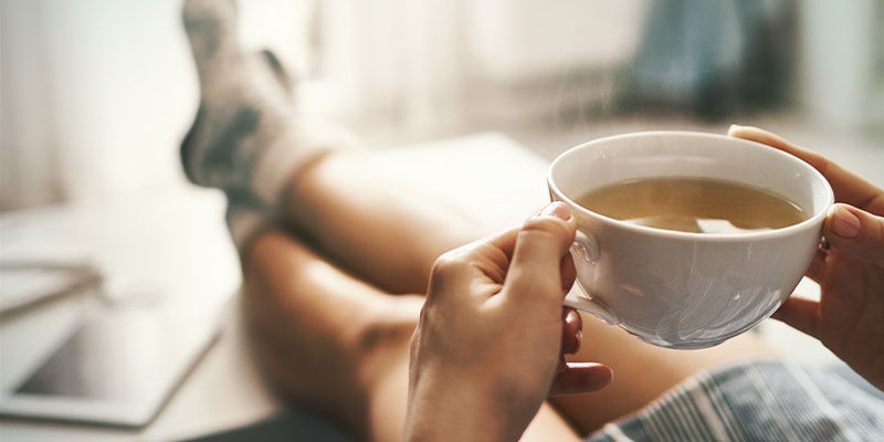 Mögliche Förderung Von Entspannung Und Spannungsabbau