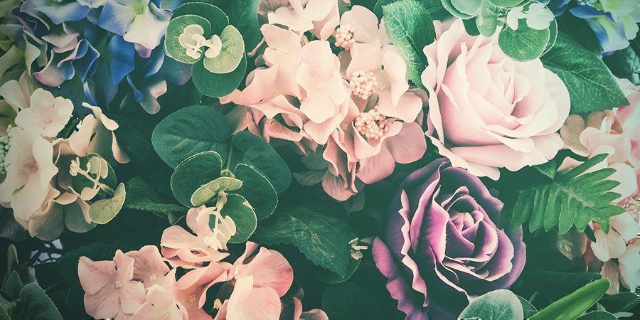 """Aktive Tarnung Mit """"False"""" Blumen"""