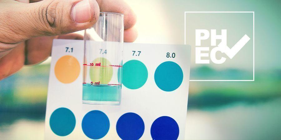 Beste pH und EC Wert