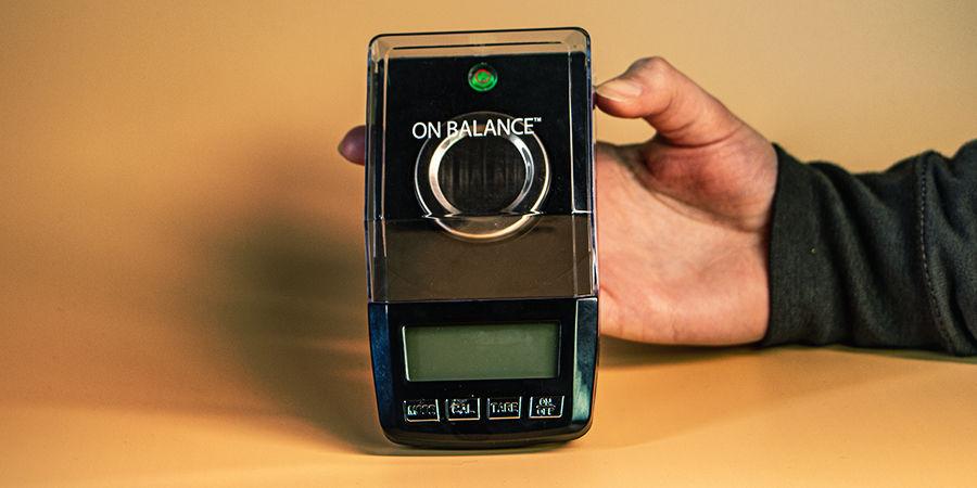 Waage On Balance CT-250 (50 x 0.001g)