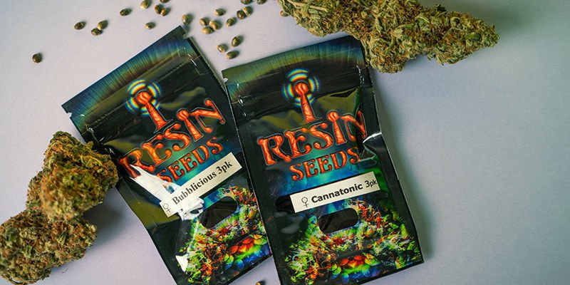 Verpackung von Resin Seeds