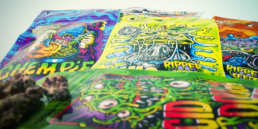 Top 3 Cannabissorten Ripper Seeds