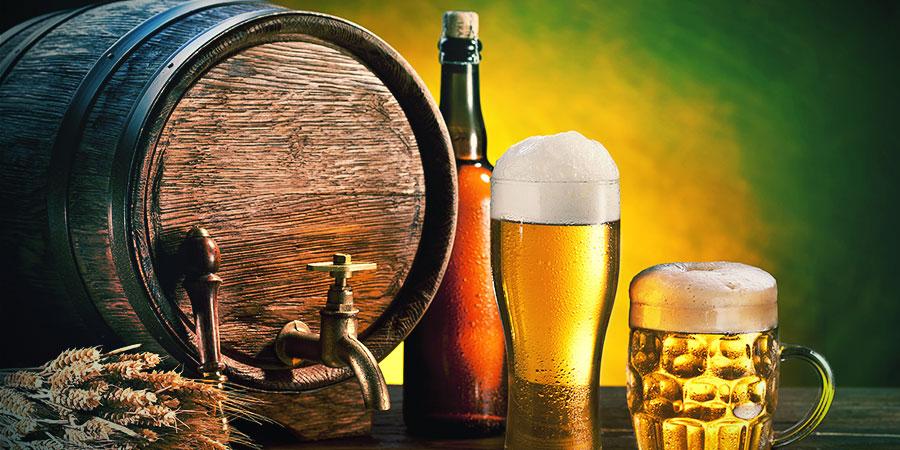 Bier Malzextrakte