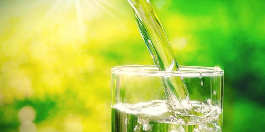 Wasser - Achte auf Deinen Wasserhaushalt