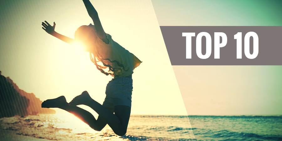 Die 10 besten natürlichen Wege, um auf Trab zu bleiben