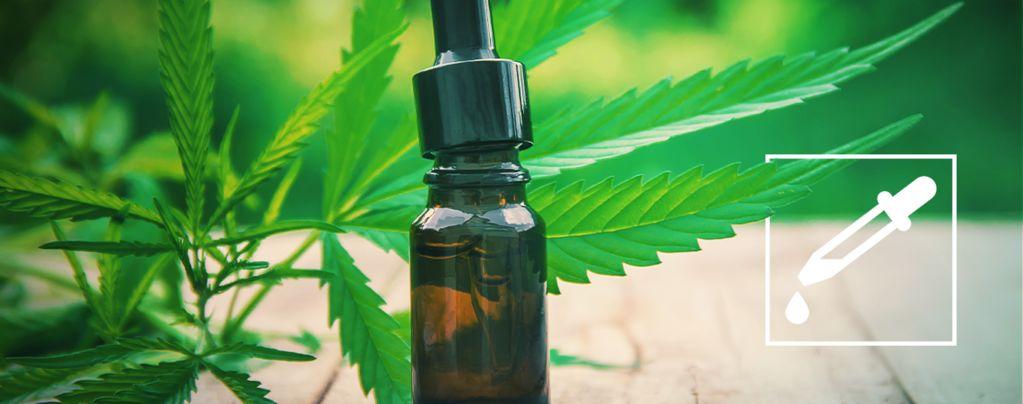 Cannabis Tinktur
