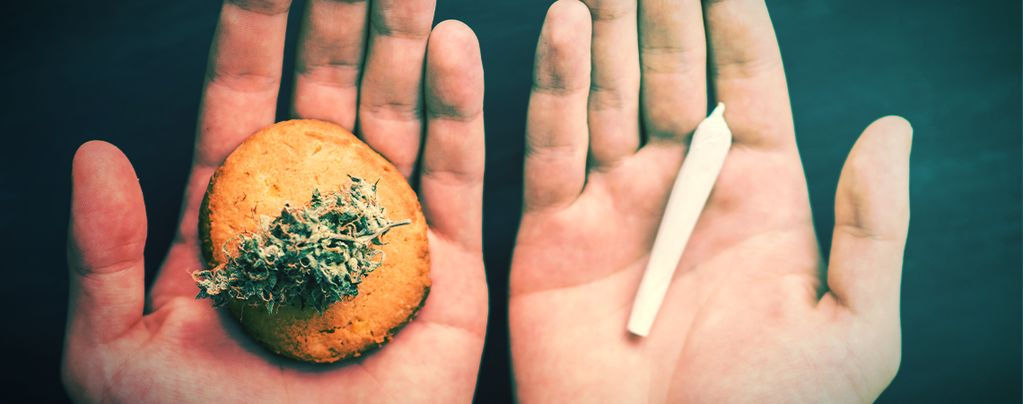7 Rauchfreie Methoden, Cannabis Zu Konsumieren