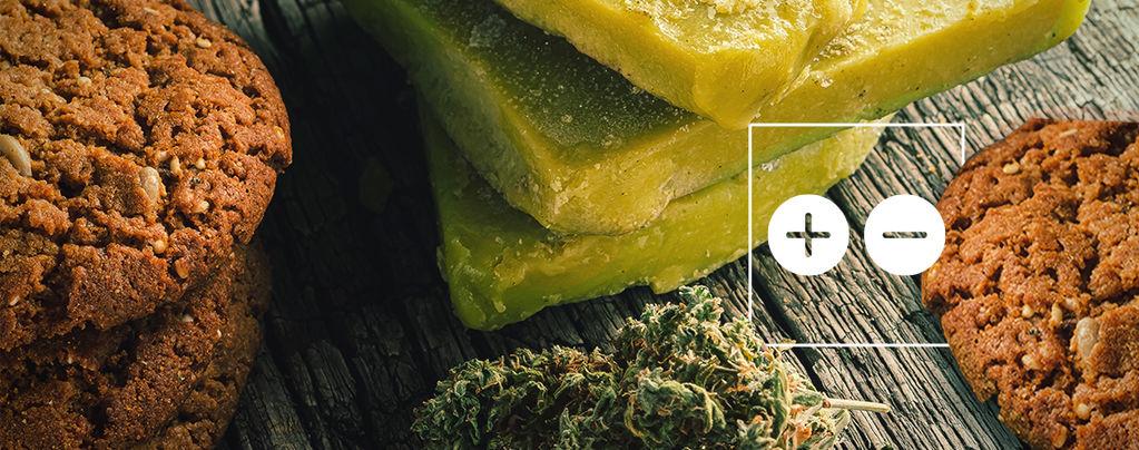 Vor- Und Nachteile Von Essbaren Cannabisprodukten