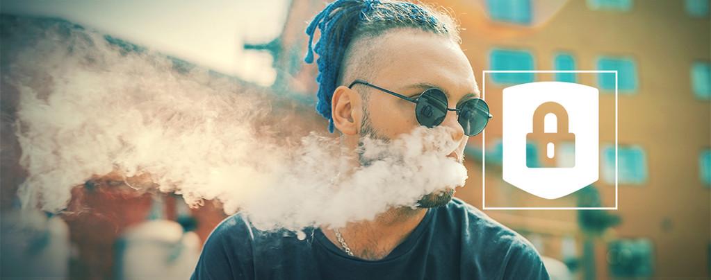 Cannabis Rauchen Weihnachtsessens