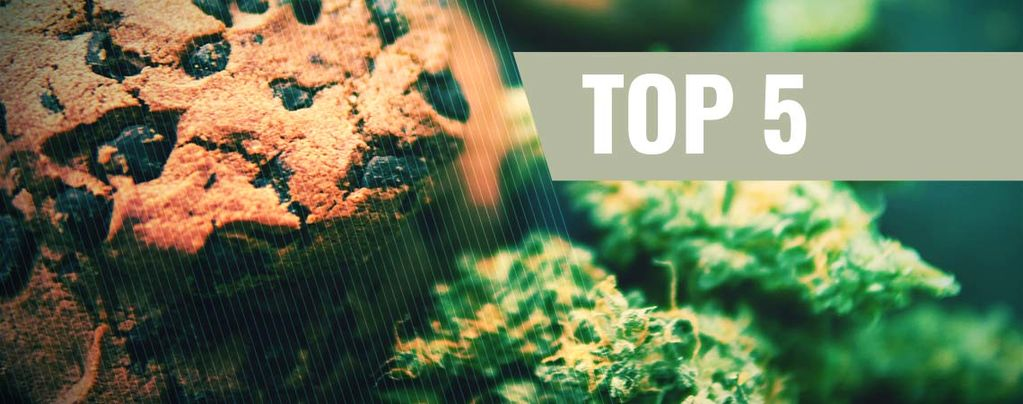 Cannabis-Cookies