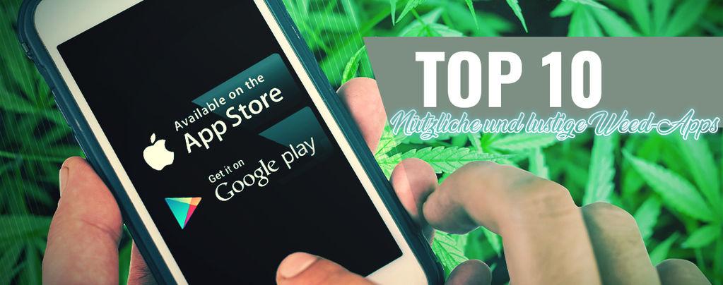 10 Nützliche & Lustige Weed-Apps Für Android & iOS