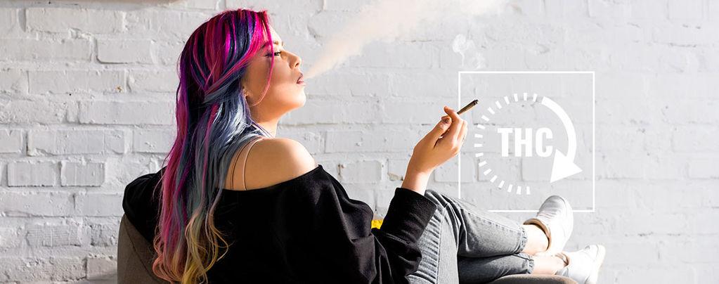 Wie Lange Bleibt THC In Deinem System?
