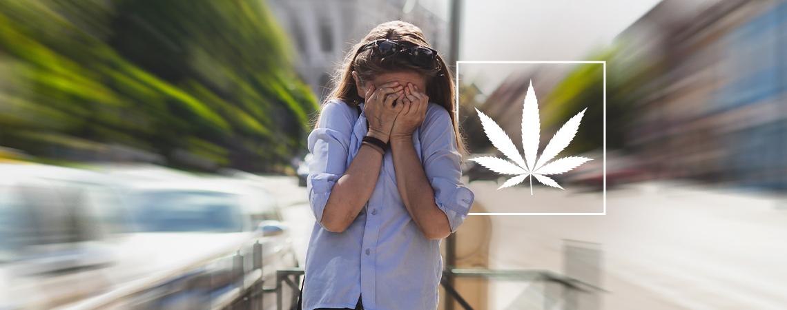 Wie Man Nach Einem Cannabis-High Wieder Nüchtern Wird