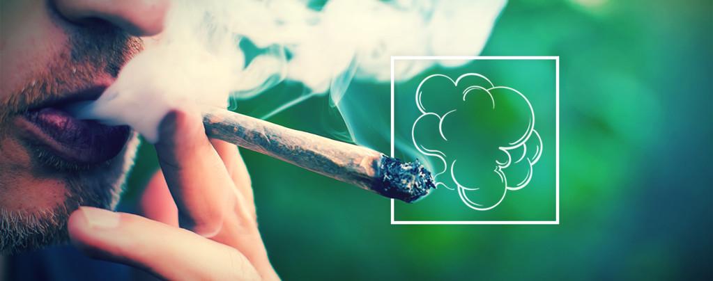 Wolkenproduktion und Cannabis