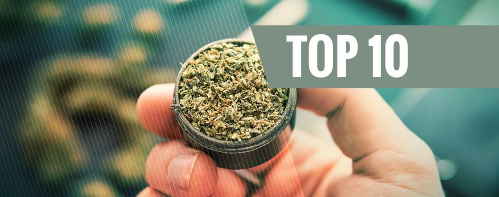 Top 10 Headshop