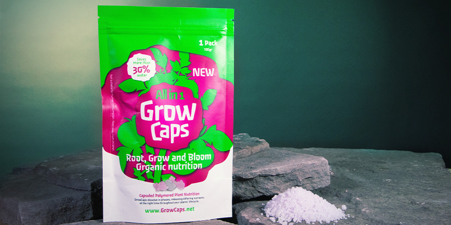 Grow Caps (All-in-One Nährstoffe)