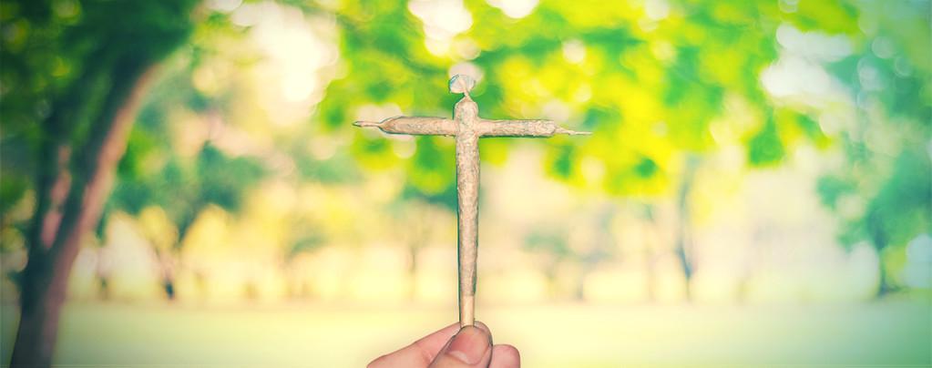 Der Heilige Gral Der Joints: Ein Kreuz Drehen