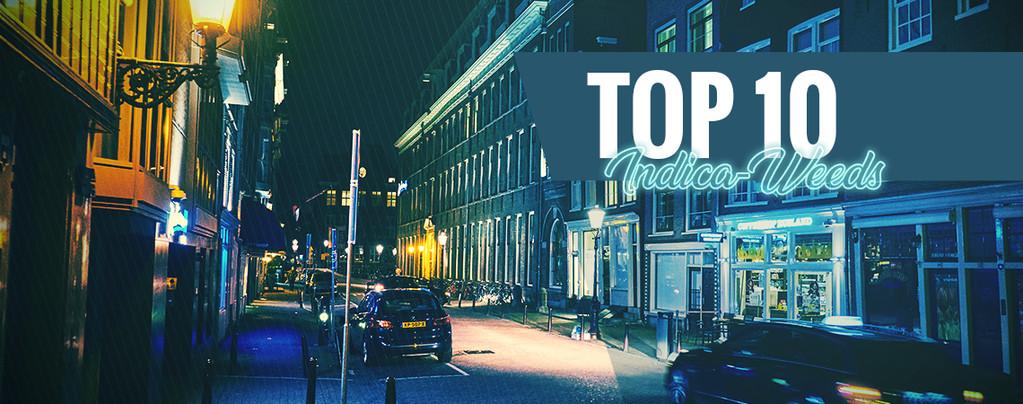 Top 10 Der Amsterdamer Coffeeshops Mit Den Besten Indica-blüten