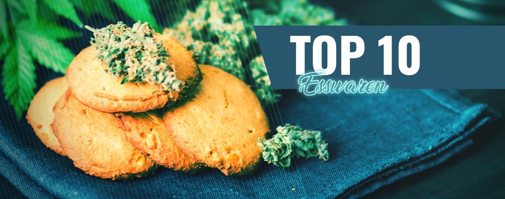 Top 10 Der Besten Cannabis-Esswaren In Amsterdam