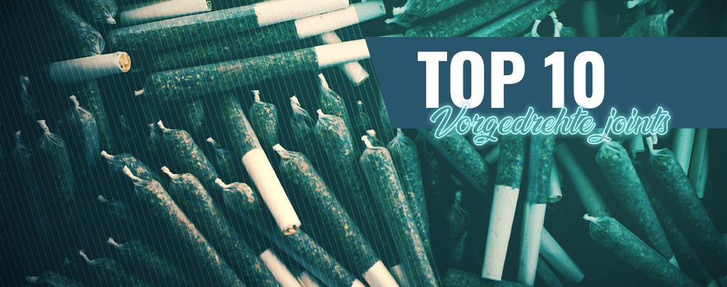 Die Top 10 Der Vorgedrehten Joints In Amsterdam