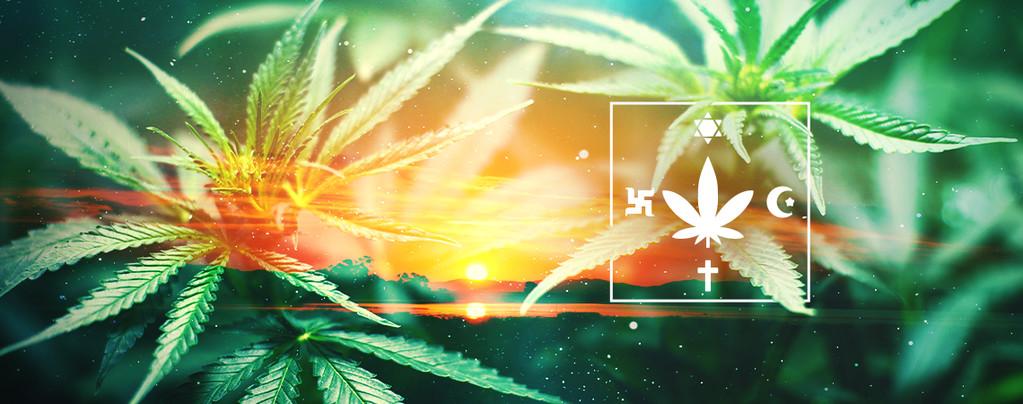 Weltreligionen Und Cannabis
