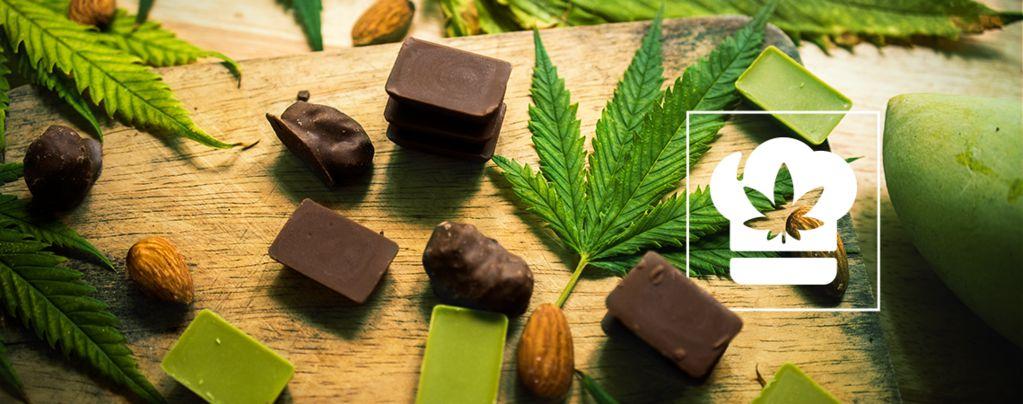 Cannabis Schokolade