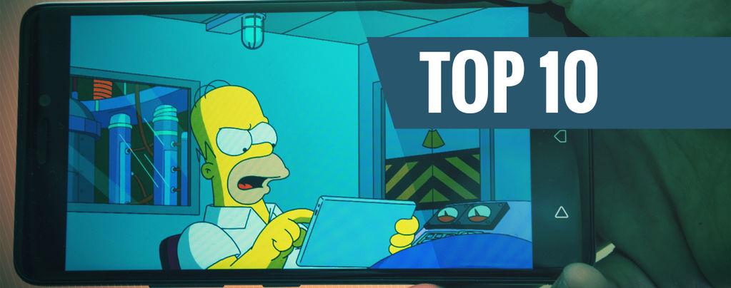 Besten Animierten Serien