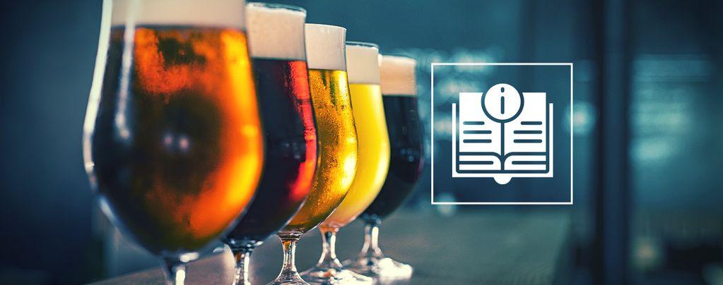 Die Verschiedenen Biersorten