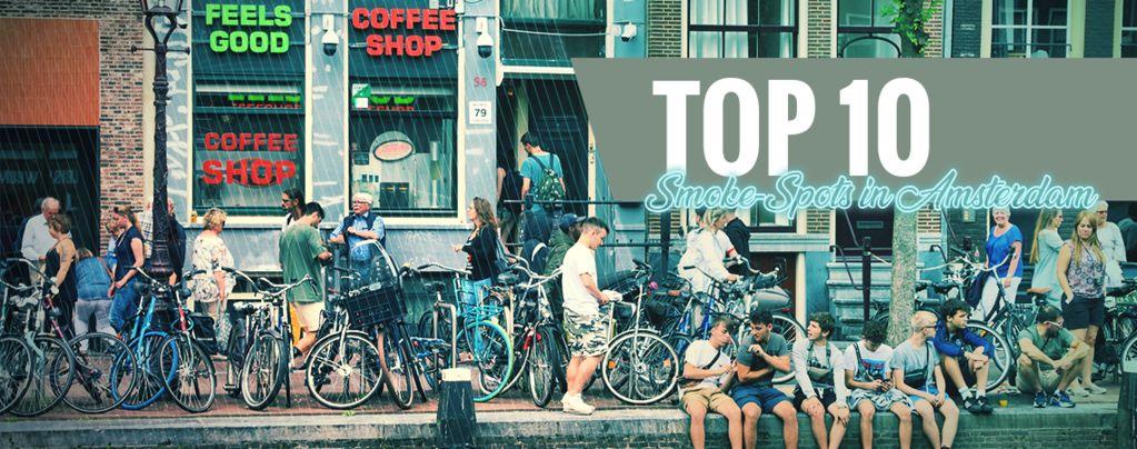 Die 10 Besten Smoke-Spots In Amsterdam