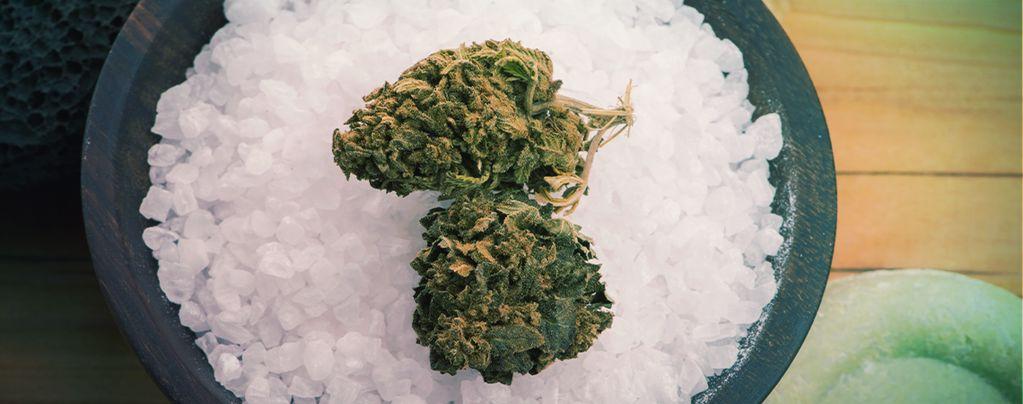 Wie Kann Bittersalz Cannabispflanzen Helfen?