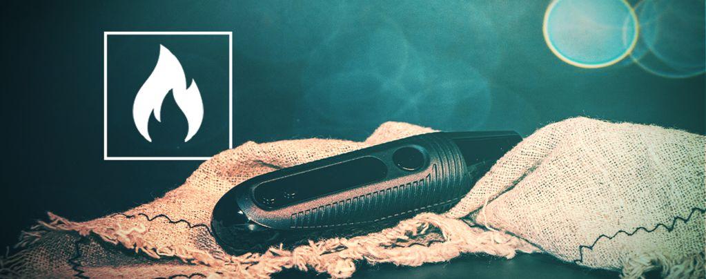 Was Ist Ein Vaporizer Burn-Off Und Warum Solltest Du Ihn Durchführen?